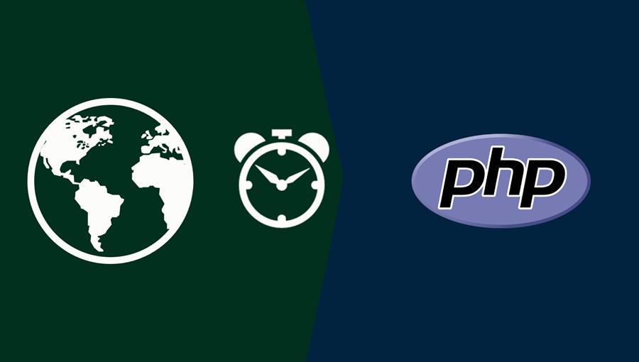 Заполненные PHP-массивы для дат