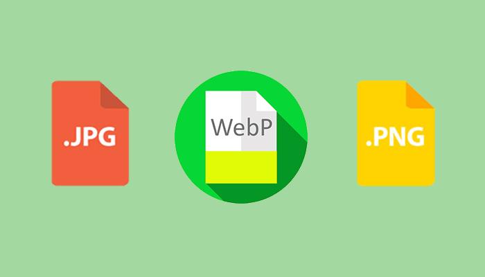 WebP вместо изображений в браузерах где он поддерживается