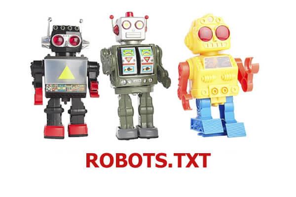 Описание файла robots.txt