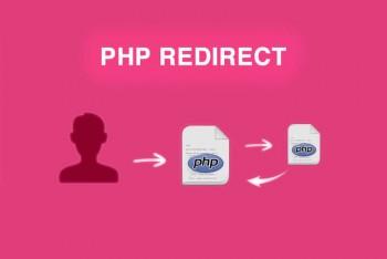 Как сделать редирект PHP