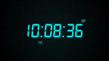 Секунды в минуты, часы, дни