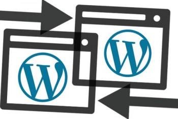 Как быстро запустить сайт на WordPress на другом домене