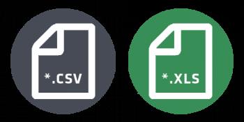 Преобразование CSV в XLSX на PHP