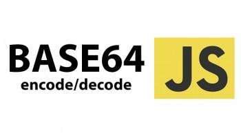 Base64 в JavaScript и UTF-8