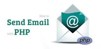 Отправка письма с вложением