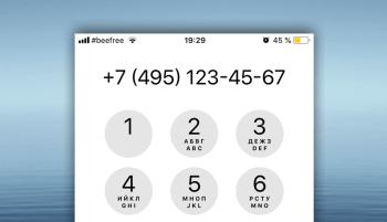 Форматирование телефонных номеров