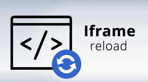 Как обновить iframe