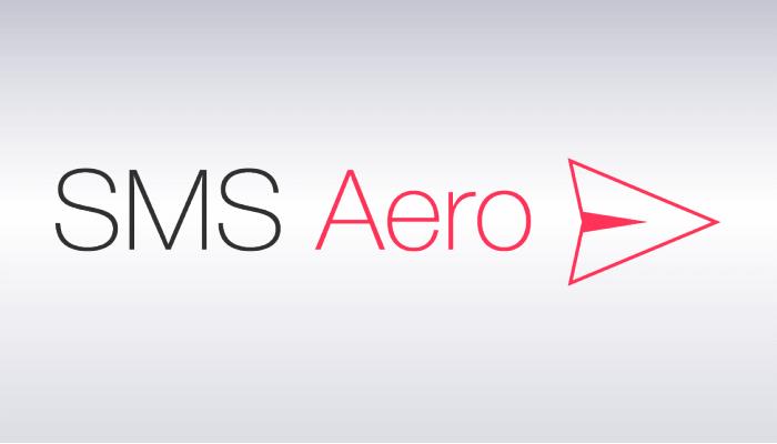 Отправка sms через «SMS Aero» в PHP