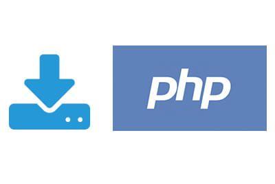 Отдача файлов на скачивание PHP